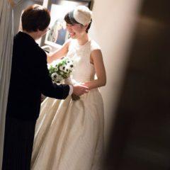 結婚式のサプライズ